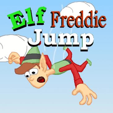 Elf Freddie: Jump